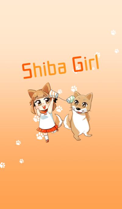 shiba-girl