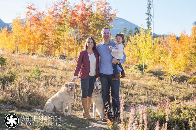 White Starfish Photography - Colorado Fall Photos