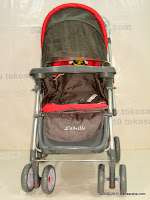 2 Junior L'abeille A181 Triumph Baby Stroller with Rocking Function