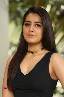 Actress Rashi Khanna Pictures at Hyper Movie Interview  0005.JPG