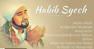 Habib Suech bin abdul qodir asegaf kumpulan album