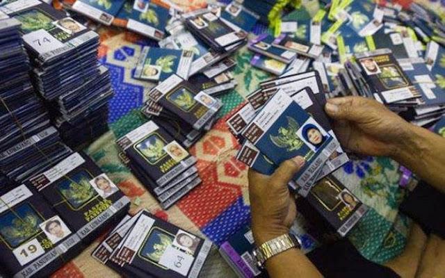 Gara-Gara Salah Foto Di Visa, Ibu Dan Anak Ini Sempat Tertahan Di Asrama Haji