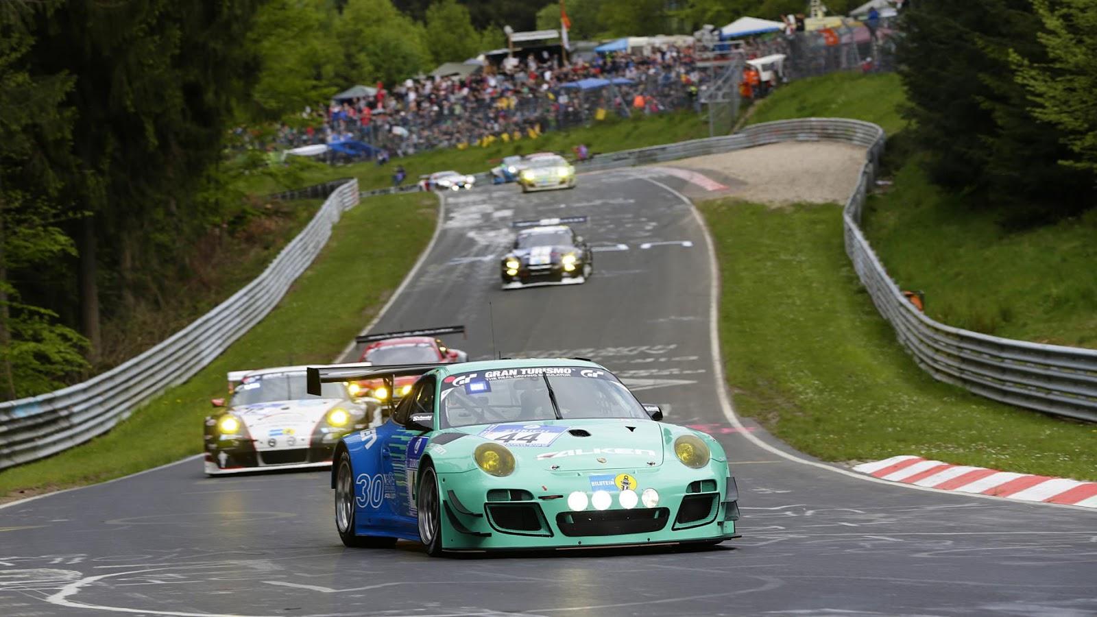 2013 - Porsche 997