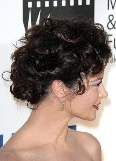 Awesome Hairstyles Images Blog Short Curly Updo Hairstyles Hairstyle Inspiration Daily Dogsangcom