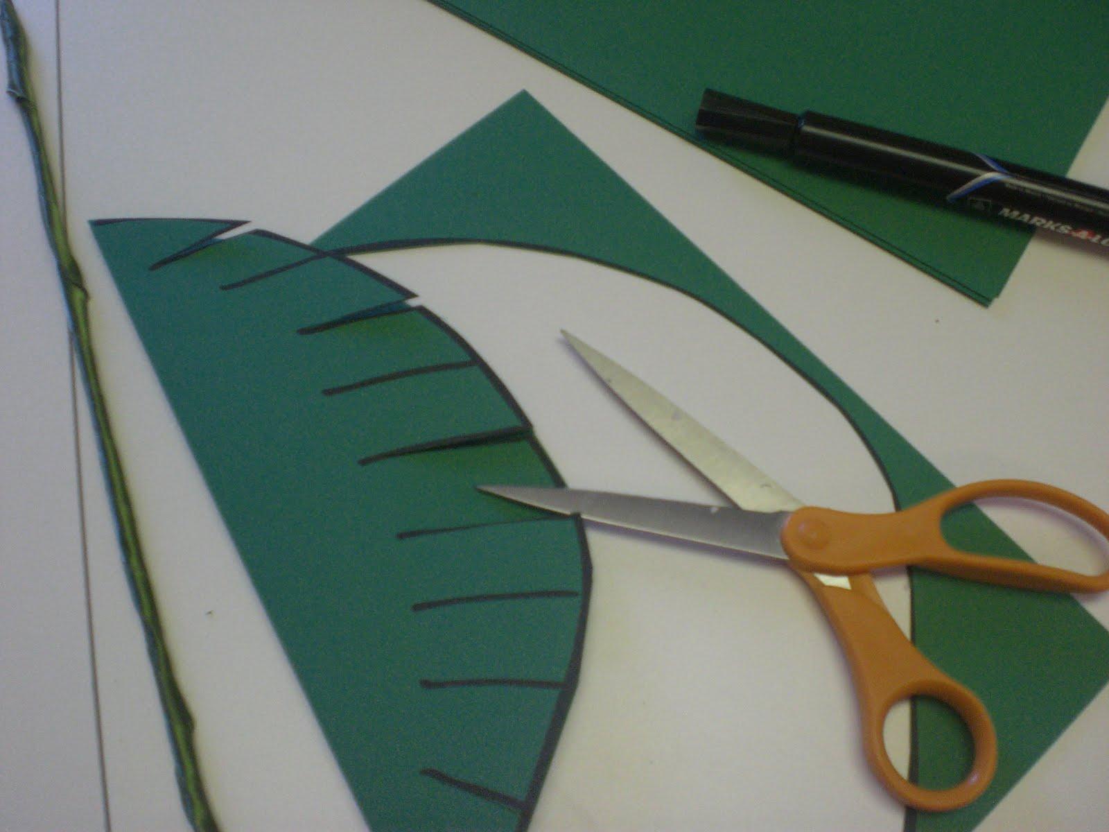 Michelle Paige Blogs Palm Sunday Craft