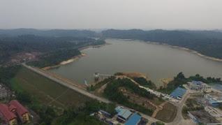 dam duriangkang