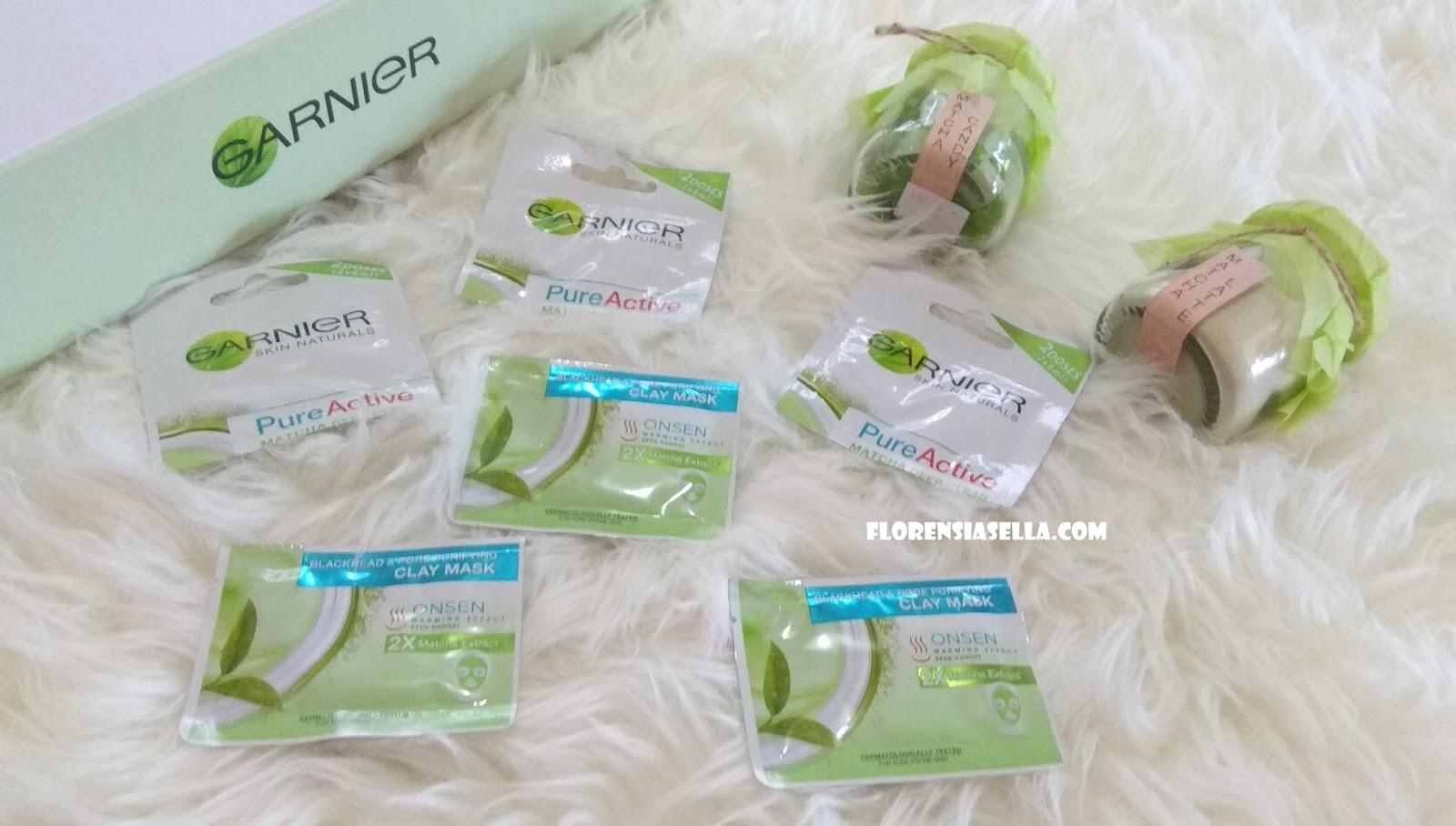 Garnier Pure Active Masker Clay Matcha Daftar Harga Terbaru Dan Deep Clean 50ml Nah Packaging Blackhead Pore Purifying Mask Ini