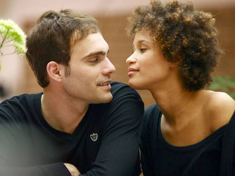 mixed race dating problems for women