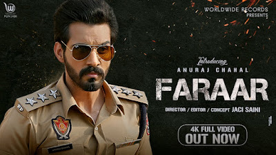Presenting Latest Punjabi Song Faraar Lyrics penned by Inder Pandori. Faraar Song is sung by Anuraj Chahal & music given by Preet Hundal