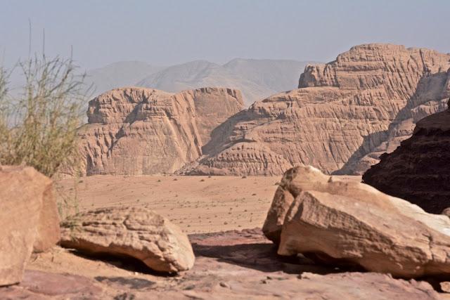 FASCINEREND JORDANIË (4): WADI RUM, WELKOM OP MARS.