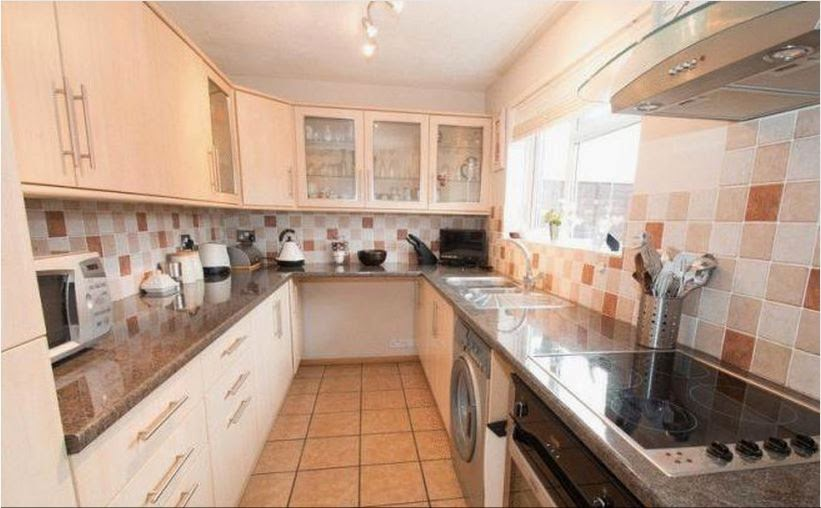 Chichester buy-to-let kitchen