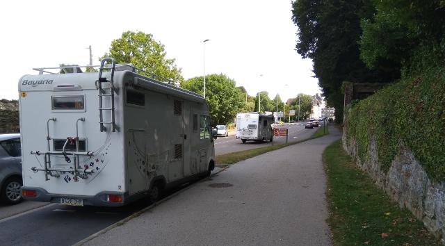 Estacionament en Coutances