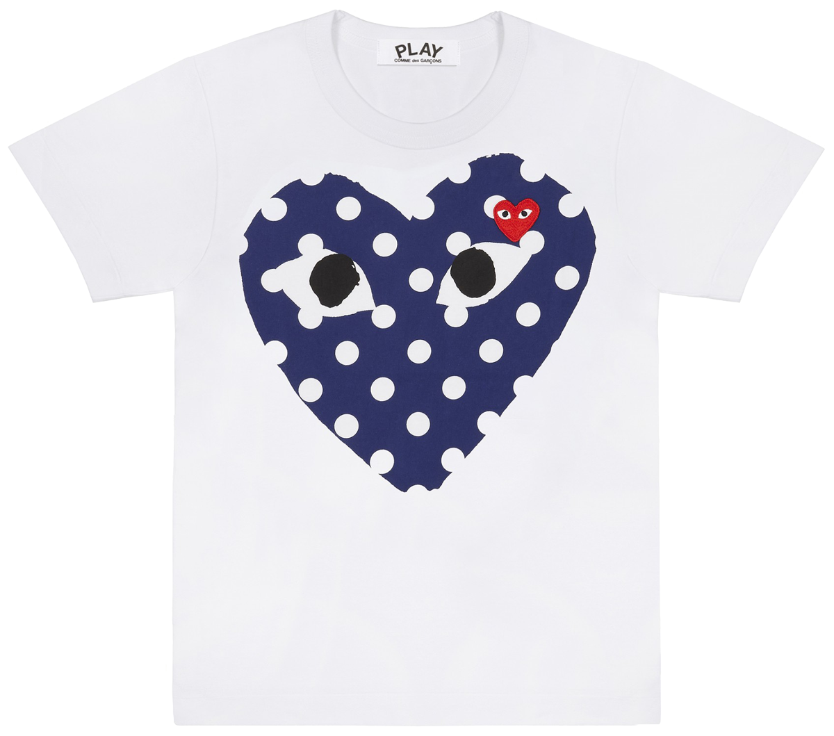 collection 2018 new play comme des garcons t shirts