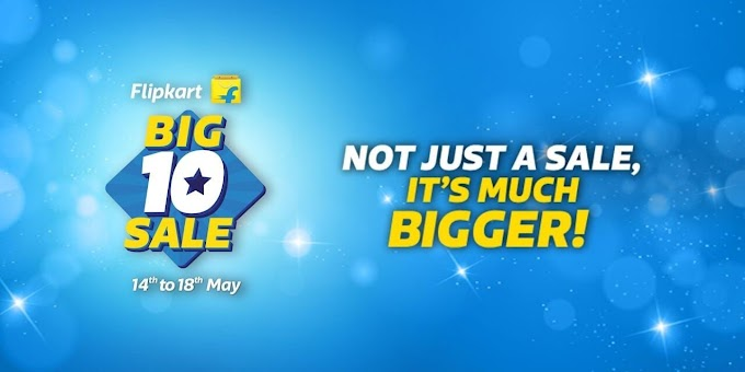 ( Updated ) Flipkart Big 10 Sale Offers : Top Shoes And Smartphone Deals Detailed + Electronics Deal