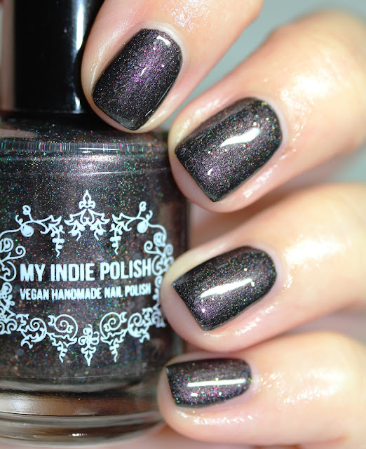 My Indie Polish Slappy Polish Pickup October 2017