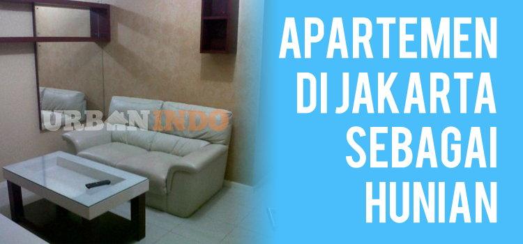 Apartemen Di Jakarta Sebagai Hunian