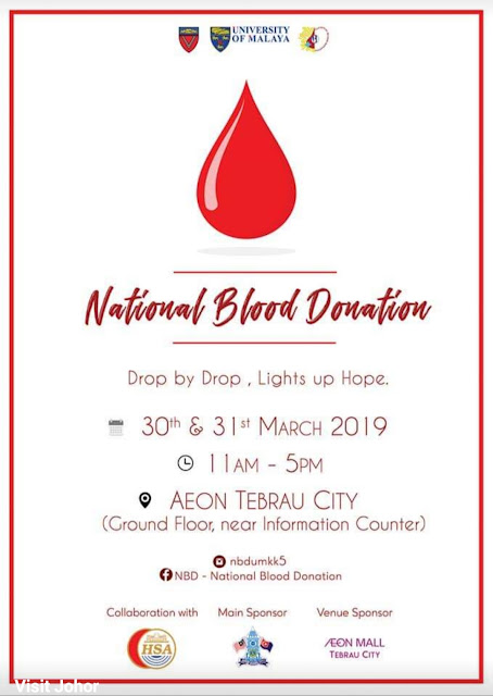 NATIONAL BLOOD DONATION