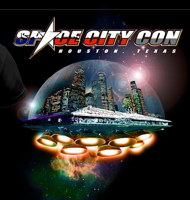 Space City Con 2012 - Houston, Texas - August 10th – 12th at the Westin Galleria