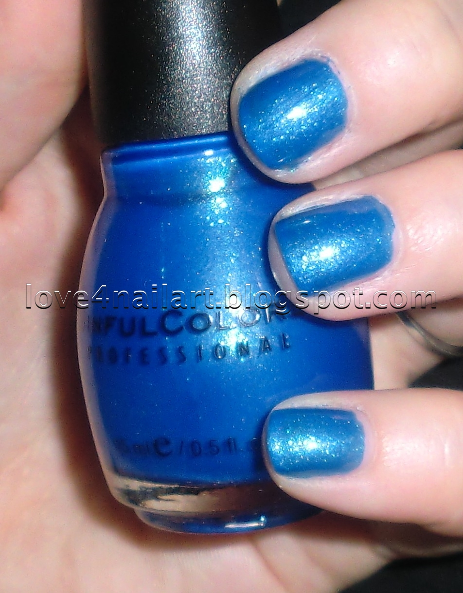 Love4NailArt: NEW SinfulColors Professional Nail Polishes