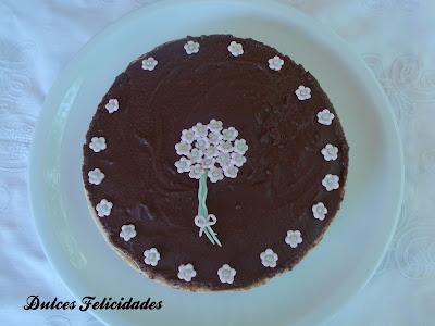 Cheesecake con nutella