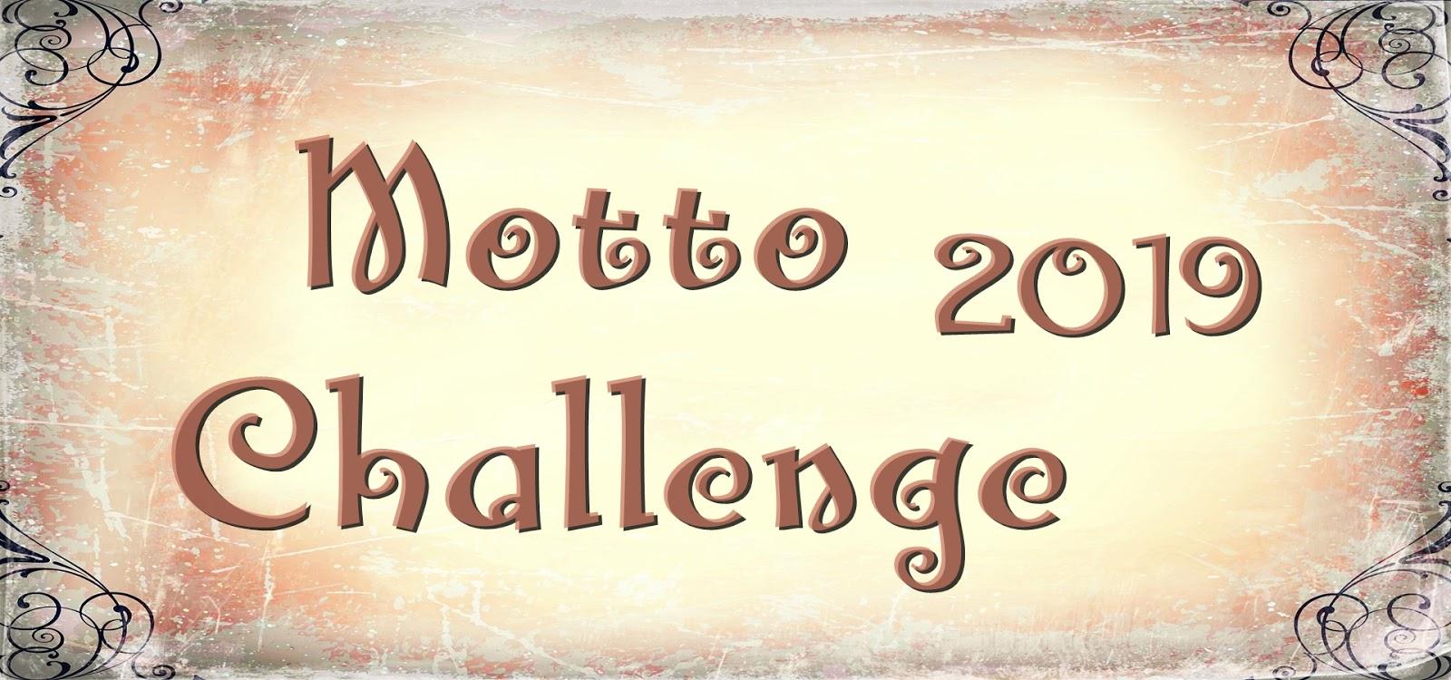Motto Challenge 2019 mit