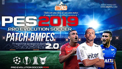 PES 2019 BMPES 2019 v2.0 AIO + Update v2.01 Season 2018/2019