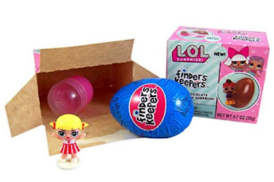 L.O.L. Surprise Finder Keepers eggs
