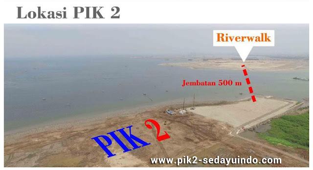 Lokasi PIK 2 Sedayu Indo City