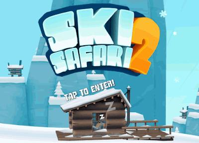 Ski Safari 2 Mod Apk Unlimited Money & Coins Terbaru 2019