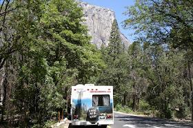Viagem de trailer pelo Chile