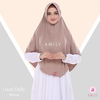 Hijab Amily Ozza Daily Mocca
