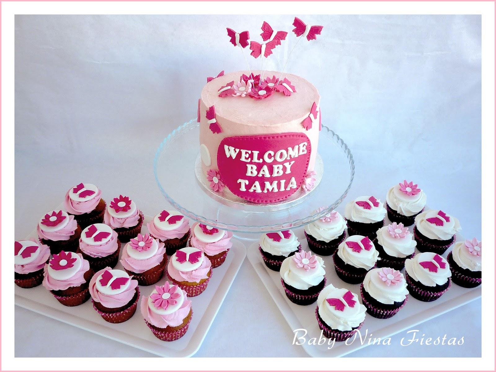 Congratulations Baby Shower Cake