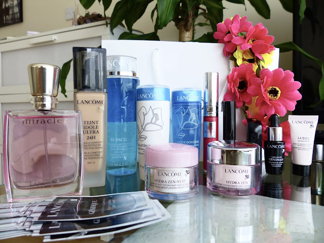 Lancome Cosmetics - Beauty Box