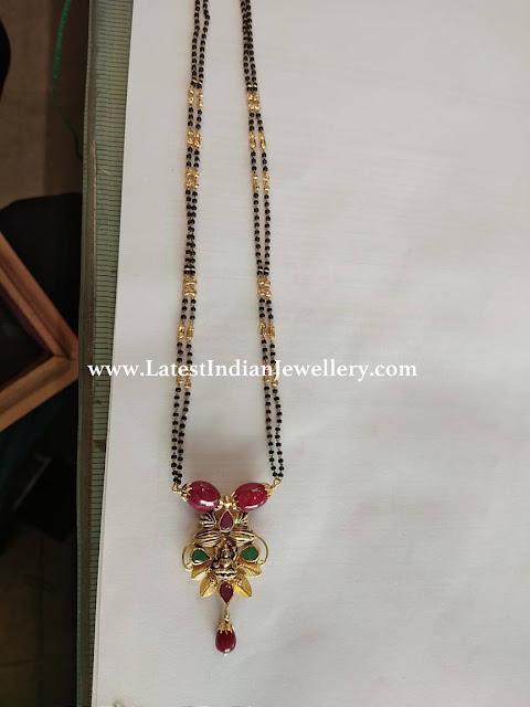 15gms Black Beads