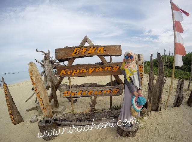 Trip ke Belitung