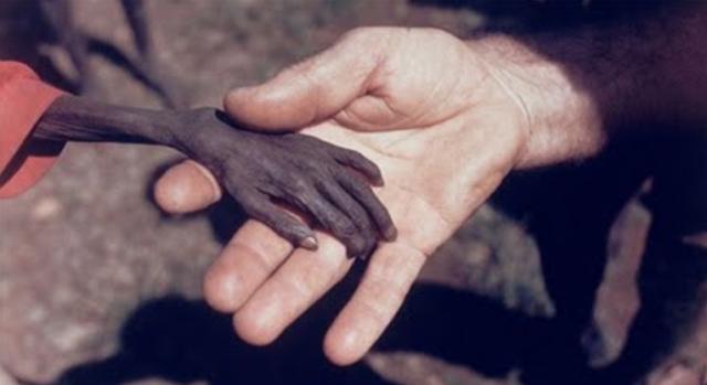 kelaparan nigeria