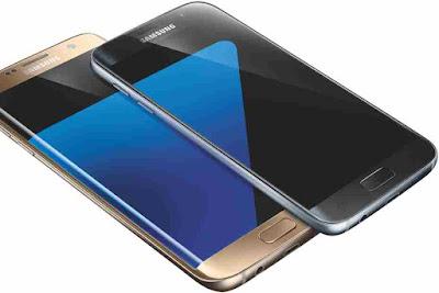 Samsung Galaxy S7 Leaked Wallpapers [Evleaks]
