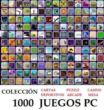 Juegos Y Mas Juegos 1000 Juegos Adictivos Para Tu Pc Juegos Pc