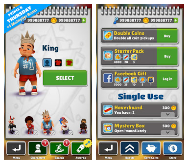 Subway Surfers MOD For Android