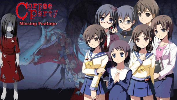 Corpse Party - Daftar Anime Gore Terbaik