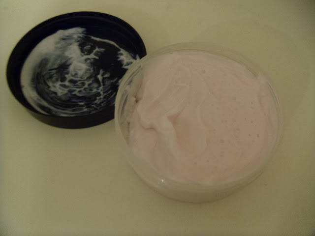 I love .. strawberries and milkshake - body butter - body skincare - body product - review