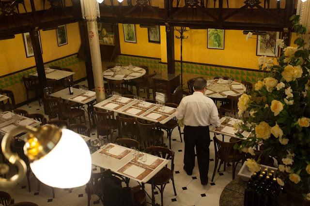 Restaurante 4 Gats Barcelona