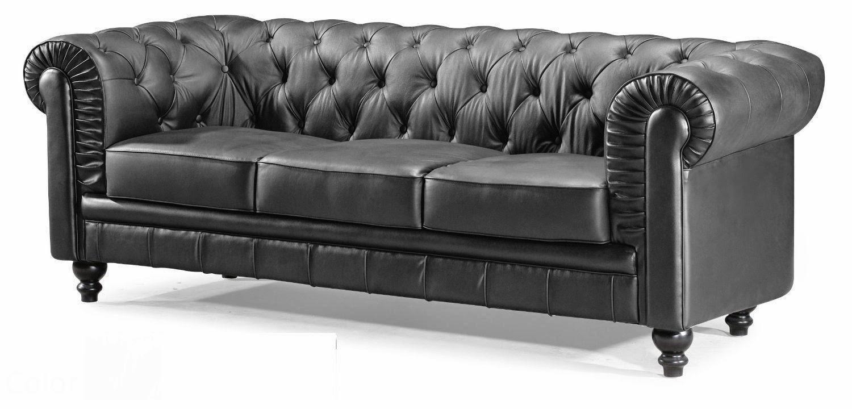 Chesterfield Sofa Leather Sofa