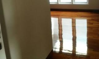 lantai kayu parquet pangandaran