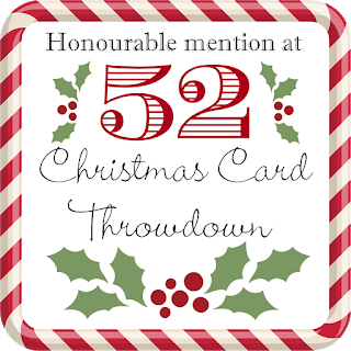 Honourable mention at 52 CCT