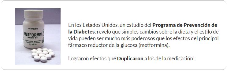 Dietas destructoras de diabetes tipo 2