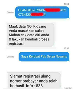 6 Meme 'Registrasi Ulang Kartu SIM' Ini Kocaknya Bikin Pengen Sleding Operatornya