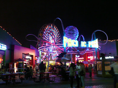 visite de Santa Monica