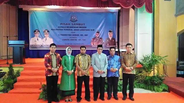 Yunita Resmi Pimpin Kajari Kabupaten PALI