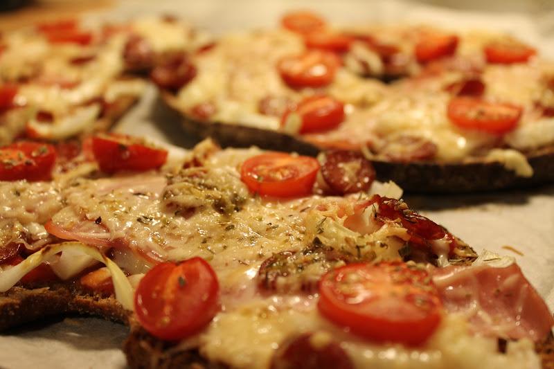 Pizzaleipä